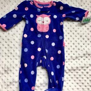 Cute Polk-a-dot pajamas